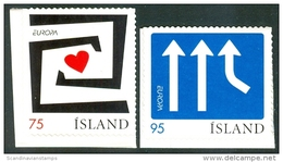 IJSLAND 2006 Europazegels Uit Postzegelboekje PF-MNH - Ungebraucht