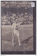 JEUX OLYMPIQUES DE STOCKHOLM 1912 - OLYMPISKA SPELENS - H. KOHLEMAINEN, FINLAND, WHO WON THE 10000m RACE - TB - Olympische Spelen
