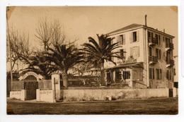 - FRANCE (06) - CPA Vierge ANTIBES - HOTEL PAVILLON BELLEVUE - J. GAILLARD, Propriét. - Imp. G. MATTHIEU - - Autres