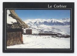 73 - LE CORBIER-VUE  --RECTO/ VERSO -C85 - France