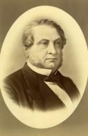 France Eugène Rouher Homme De Loi Politique Ancienne Photo Carte Cabinet Lagriffe 1868