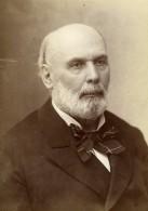 France Jules Grévy Homme D'Etat Ancienne Photo Carte Cabinet Nadar 1880