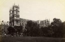 Royaume Uni Londres Abbaye De Westminster Ancienne Photo GWW George Washington Wilson 1880