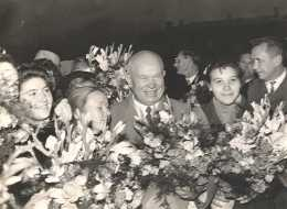 Voyage Du President Russe Nikita Khrouchtchev En Amerique En 1959 Reportage De 62 Photos Anciennes