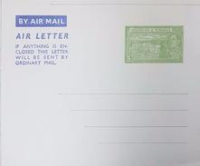 Trinidad & Tobago Aerogramme King Georges VI 5c Unused Air Letter Stationary - Trinité & Tobago (1962-...)