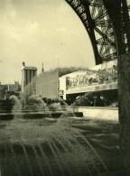 Paris Exposition Universelle De 1937 World Fair Ancienne Photo Sylvain Knecht - Photographs