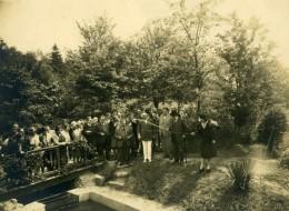 France Rambouillet La Truite Au Moulin De Bicherel Ancienne Photo Manuel 1929 - Photographs