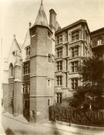 France Lille Palais Rihour Vers 1869 Ancienne Photo Leblondel Tirage Vers 1900