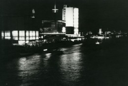 France Paris By Night Exposition Internationale Ancienne Photo Sylvain Knecht 1937