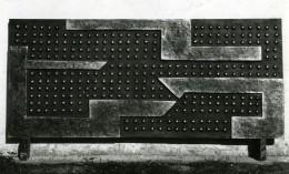 Allemagne Hildersheim Design Architecture Lot De 3 Photos Anciennes Et Lettre Fritz Kuhn 1964 - Unclassified
