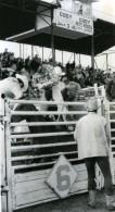 USA Texas Gary Le Petit Cowboy Rodeo Photo Dominique Darbois 1960' - Photographs