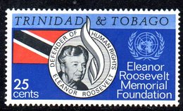 R919 - TRINIDAD TOBAGO 1965  , Yvert  Serie N. 205   ***  MNH  Roosvelt - Trindad & Tobago (1962-...)