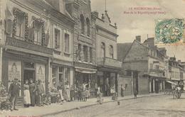 LE NEUBOURG (27)  RUE DE LA REPUBLIQUE - EDIT E.DUMONT - Le Neubourg
