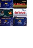 KEY CASINO - SCHEDE CASINO' DELLA BULGARIA - Cartes De Casino
