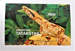 REPUBLIQUE DU TATARSTAN - SERPENT 1992 - NEUF ** - PHTATBL001 - Fantasy Labels