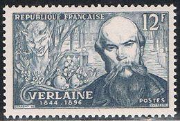 FRANCE : N° 909 ** (Paul Verlaine) - PRIX FIXE  1/3 De La Cote - - France