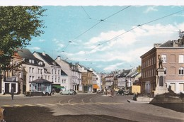 Carte 1950 ENSIVAL / VERVIERS / RUE / PLACE - Verviers