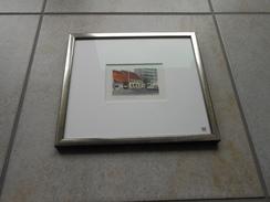 "Original Acril Malerei - Schweiz BL ""Therwil Restaurant Schützen""- CHF 450,00 - (BAR Oder 100% WIR) - Acrylic Resins"