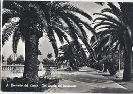 S. Benedetto Del Tronto - Un Angolo Del Lungomare - 1960 - Ascoli Piceno