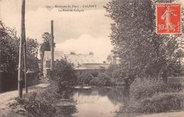 61 - Flers - Environs - Caligny - Le Pont - Flers