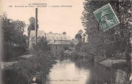 61 - Flers - Environs - Caligny - L'Usine D'Amiante - Flers