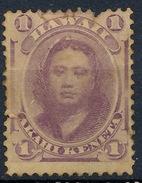 Stamp Hawaii 1864 Mint 1c Lot#5 - Hawaï