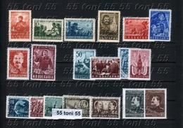 Lot- Stalin (1948-1953) – MNH  Bulgaria/Bulgarie - Bulgarie