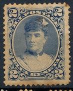 Stamp Hawaii 1890 Mint 2c Lot#11 - Hawaï