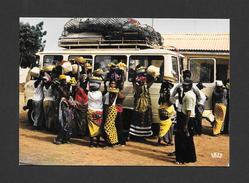 SÉNÉGAL - AFRIQUE - TAXI BROUSSE - BUSH TAXI - CLICHÉ P.CHARETON - PAR IRIS - Sénégal
