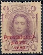 Stamp Hawaii 1893  Mint  Lot#11 - Hawaï