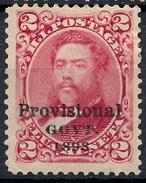 Stamp Hawaii 1893  Mint  Lot#22 - Hawaï
