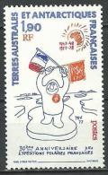 """TAAF YT 73 """" Expéditions Polaires Françaises """" 1977 Neuf** - Terres Australes Et Antarctiques Françaises (TAAF)"""