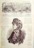 LA MODE ILLUSTREE-1884- 3-sans PATRONS-VOIR MODELES DETAILLES - Literature