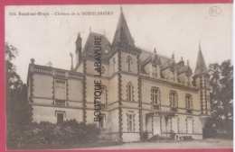 72 - BESSE SUR BRAYE---Chateau De La Godeliniere - France