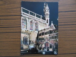 Belgique      Brugge    Bruges   Illumination De La Chapelle  Du St Sang - Belgique