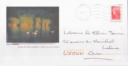 Enveloppe Du 8 Fevrier 2011 Pour Gien - France