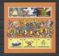 Pokemon - Stripsverhalen