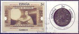 USED SPAIN 2015, Numismatics 2V [:]