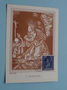 ST. MAGDALENA / Stamp 1964 ( Zie Foto Details ) !! - Liechtenstein