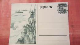 DR 33-45: Sonder-Gs-Karte Mit 6 Pf WH 1937 Ohne Anschrift Mit Selt. Stpl Magdeburg PScha Vom 3.12.37 Knr: P 266 - Deutschland
