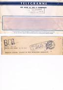 2 Télégrammes - Tananarive CAD 1967 Et 1968 - Madagascar (1960-...)