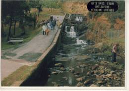 DAYLESFORD - HEPBURN SPRINGS,  Victoria - Walking Track In The Park ,  ... Nice Stamp - Australia