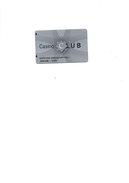 KEY CASINO - SCHEDA CASINO' - SPAGNA - Cartes De Casino