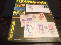 Timbroscopie 1985  1 Jour - Magazines