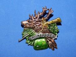 Hunting, Germany Badge - Animaux