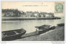 80 SAINT VALERY SUR SOMME - Vue Du Port - Saint Valery Sur Somme