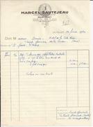 LE PALLET MARCEL SAUTEJEAU NEGOCIANT MUSCADET DOMAINE DE LIVERNIERE ANNEE 1950 - France