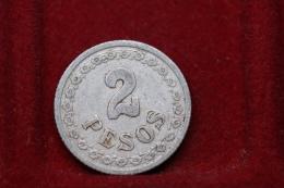 Paraguay 2 Pesos 1938 Km#17 - Paraguay