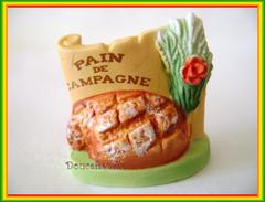 Parfums De Pain ... Lot De 7 Feves...Ref AFF :75-2010 ...(Pan 0010) - Fèves