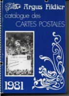 ARGUS FILDIER 1981 Cartes Postales (Port Gratuit ) - Collectors
